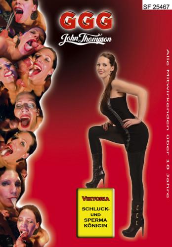 Viktoria - Schluck Und Sperma Konigin