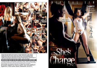 She's In Charge  1 – Digital Sin
