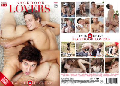 Twink Deluxe – Backdoor Lovers Full HD (2019)