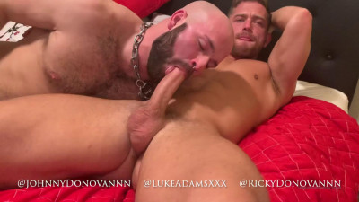Description Luke Adams, Johnny & Ricky Donovan