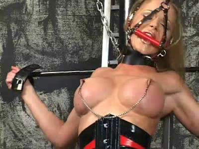 Amber Michaels and BDSM piece 12