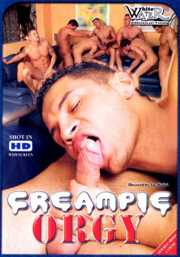 Creampie Orgy