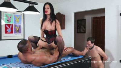 Miss Jasmine - Cuckie Meet Pool Boy part 3