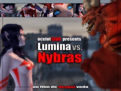 Lumina vs Nybras HD 3D New 2013
