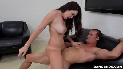Beautiful latina with Amazing Tits Gets Fucked!