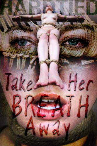 Take Her Breath Away , Riley Reyes - HD 720p