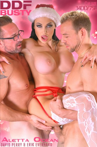Curvy & Delicious – Double Penetrated on Xmas