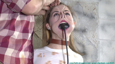 Terra Crotch Roped Hogtied Part 1