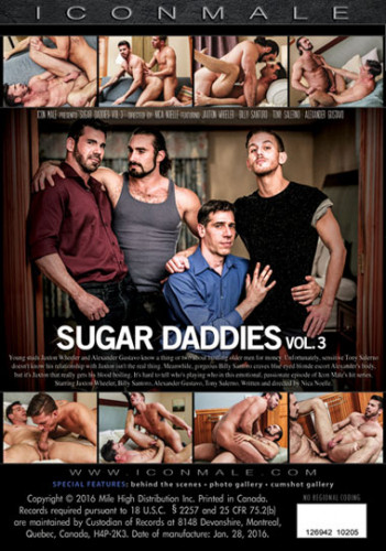 Sugar Daddies, volume 3