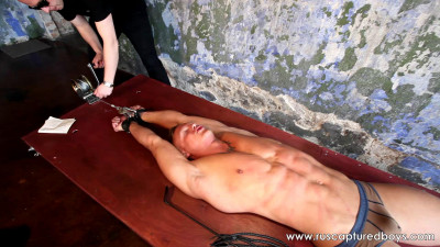 Description RusCapturedBoys – Slave Vasily Returned to Correct Final
