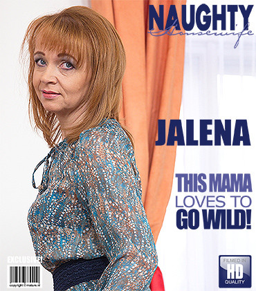 Jalena - Horny housewife