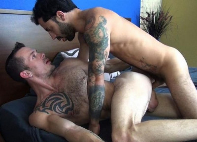 Jimmie Slater And Nick Cross (Bareback) Hd