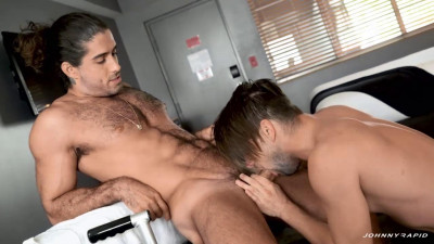 JohnnyRapid – Johnny Rapid and Diego Sans – Whatever Diego Says