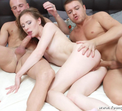 Emma Fantasy – Teen doublefucked ass to mouth FullHD 1080p