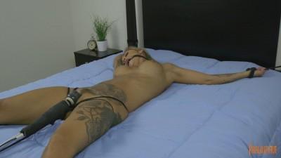 Description Kleio Valentien - Tattooed Mega Babe is Made to Cum