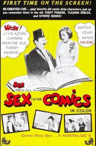 Description Sex in the Comics (1972)
