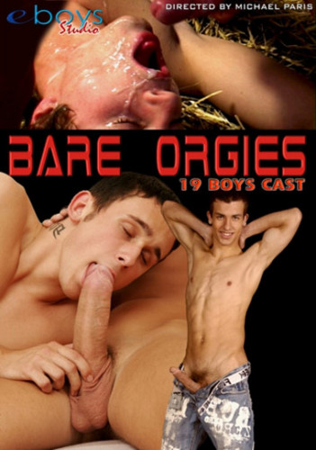 Bare Orgies (The Bareback Perverted Collection) — Gary McAdams, Don Michael, Brad Michaels