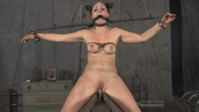 RealTimeBondage Friend Dee Cracks 3 Friend Dee  Alexxa Bound