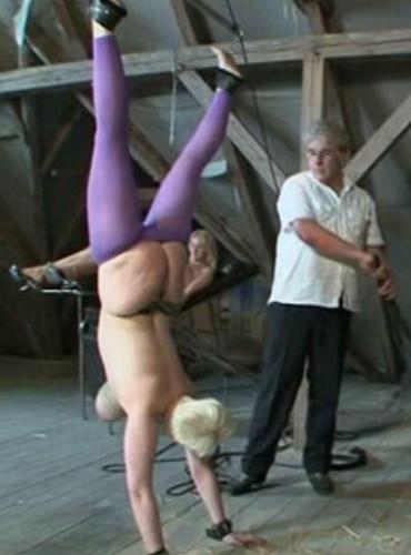 Busty Slaves Punished & Destroyed