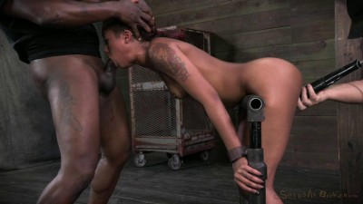 SexuallyBroken - October 25, 2013 - Skin Diamond - Matt Williams - Jack Hammer