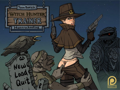 Witch Hunter Trainer Ver.0.35