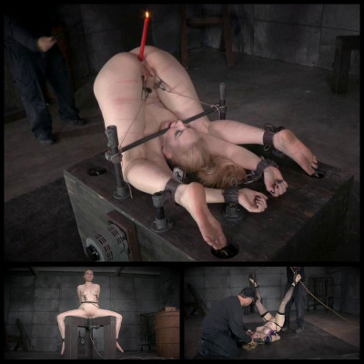 Candy Caned # 2 (10 Jan 2015) Real Time Bondage