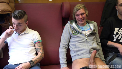 Czech Gay Couples - part 4