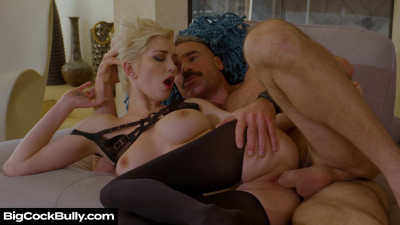 Skye Blue Takes A Trip To Her Fiances Ex-Bosses House 1080p
