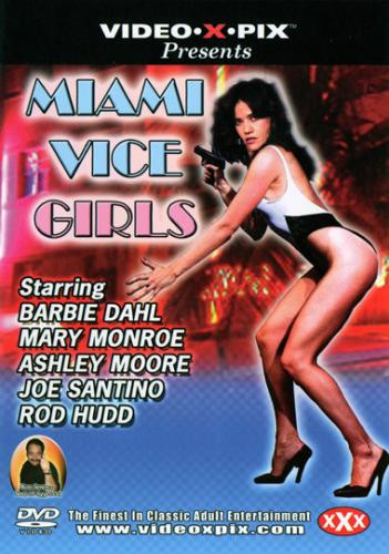 Description Miami Vice Girls(1985)- Barbie Dahl, Mary Monroe, Ashley Moore