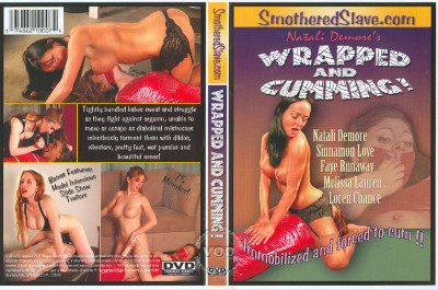 Description Wrapped And Cumming!