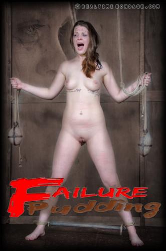 RTimeBondage — Failure Pudding Part 2 - Nora Riley