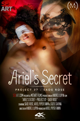Description Sade Rose, Suzie Carina, Ariel Piper Fawn - Project Seven(2020)