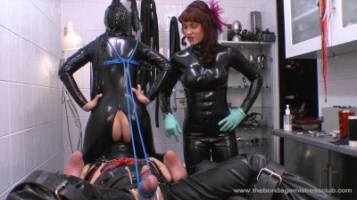 The Latex Connection Pt 2-3