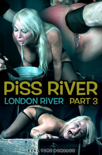 RealTimeBondage — London River — Piss River: Part 3