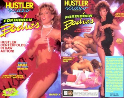 Forbidden Bodies (1986) — Jeanette Littledove, Candy Evans, Elle Rio