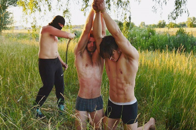 RusCapturedBoys - Fresh Meat for the Master. Final Part