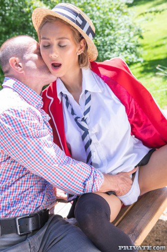 Veronica Leal Latina Schoolgirl Enjoys Anal and Squirting FullHD 1080p