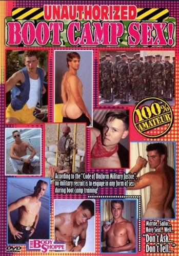 Unauthorized Boot Camp Sex (1998) - Hard & Horny Military