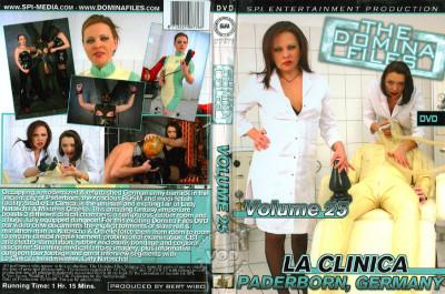 The Domina Files Part 25 La Clinica