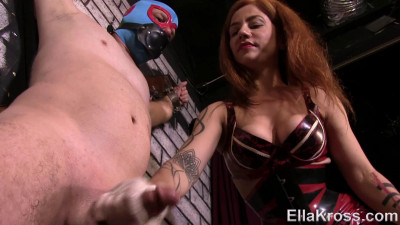 Teasing and Denying, then Ruining Slave's Orgasm — Full HD 1080p
