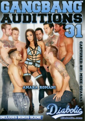 Gangbang Auditions 31 (2016)