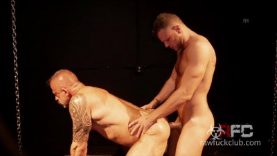 Description Raw Fuck Club - Jon Galt and Wade Wolfgar