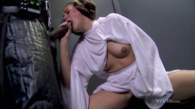 Description Star Wars XXX: A Porn Parody.