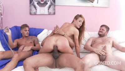 Airtight Piss Gangbang For Alexis Crystal