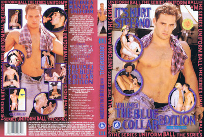Uniform Ball Vol. 1 The Blue Collar Edition — Kurt Stefano, Marcus Day, Peter Wilder
