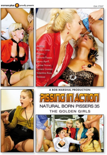 Description Pissing In Action - Natural Born Pissers 35(2015)