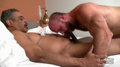 Older4Me - Muscle Bear Raw - Nixon Steele, Tancredo Buff