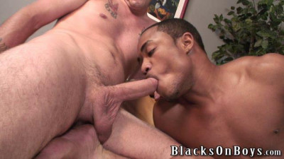 Blacks On Boys Love Anal Boys vol. 41