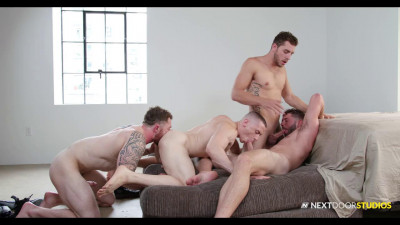 Next Door Originals - Markie, Dante, Carter and Johnny