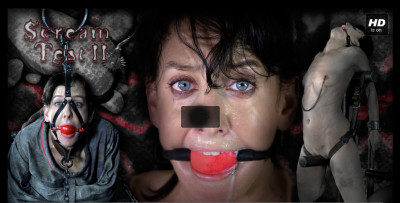 Infernalrestraints – Nov 22, 2013 – Scream Test Part II – Elise Graves – Cyd Black